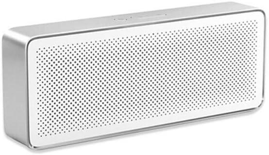 XIAONINGMENG Altavoz Cuadrado Caja Bluetooth, Altavoces Multimedia ...