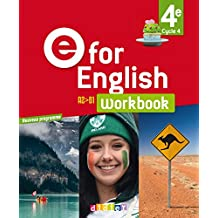 E for English 4e woorbook A2-B1