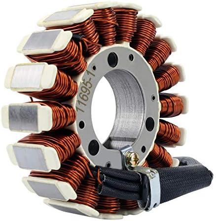 Generator Stator For Sea Doo GSX GTX SPX LRV RX XP Challenger Speedster Sportster 780 800 950 951 1995-2003 OEM Repl.# 290886588 420886588