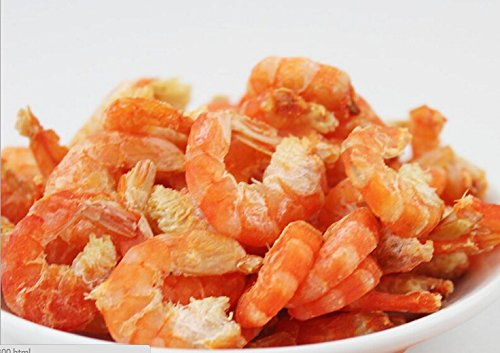 Dried seafood large-sized shrimp meat 1200 gram from South China Sea Nanhai by JOHNLEEMUSHROOM