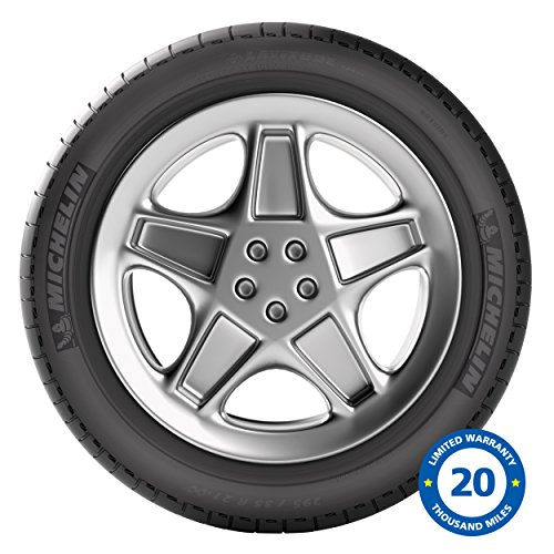 Michelin Latitude Sport Touring Radial Tire - 255/55R20/XL 110Y by MICHELIN (Image #1)
