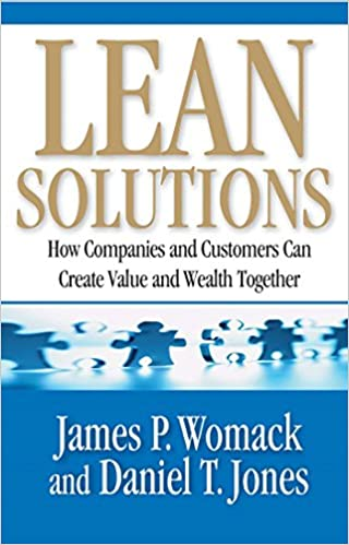 Amazon lean solutions how companies and customers can create amazon lean solutions how companies and customers can create value and wealth together ebook james p womack daniel t jones kindle store fandeluxe Image collections