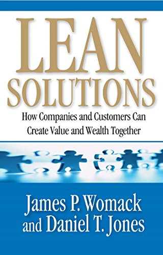 Lean Solutions How Companies And Customers Can Create Value And Wealth Together Epub