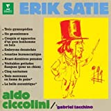 Satie: Trois Gymnopedies. Six Gnossi by Aldo Ciccolini (2013-05-04)