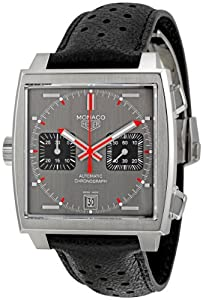TAG Heuer Men's CAW211B.FC6241 Monaco Chronograph Watch