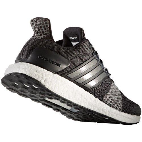 La Performance Adidas Rue Ultra Boost Course Noir Chaussure / Blanc
