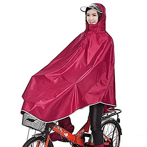 Tourwin Cyclisme Rouge Poncho Coupe Capuche À 1 Pour nbsp;lot Imperméable Vélo vent Chien ff5Sqwcxpr