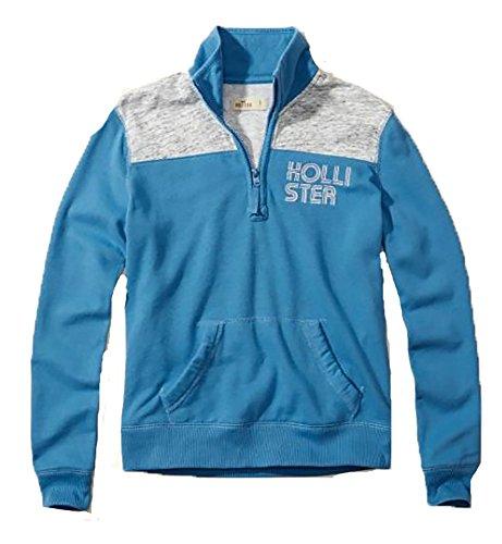 Hollister Womens Hoodie Sweatshirt  Xs  Blue 18