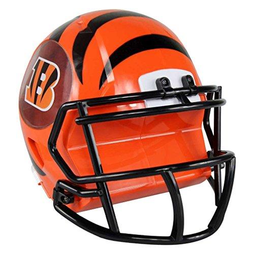 Nfl Cincinnati Bengals Abs Helmet Bank  Orange  One Size