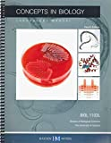 img - for Concepts In Biology Laboratory Manual - BIOL 1103L, Fourth Edition book / textbook / text book