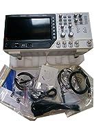Hantek DSO4102C Digital Multimeter Oscilloscope USB 100MHz 2 Channels LCD Display Handheld Osciloscopio Portatil Waveform with usb spectrum analyzer , White