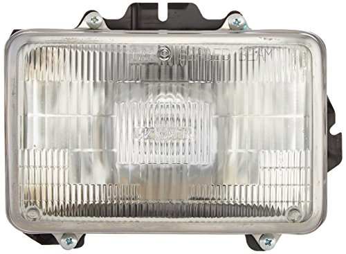 Depo P-H002M Chevrolet/GMC Passenger Side Replacement Headlight Assembly