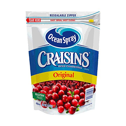 Ocean Spray Craisins, 48 Ounce -