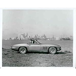 1965 Chevrolet Corvette Convertible Factory Photo