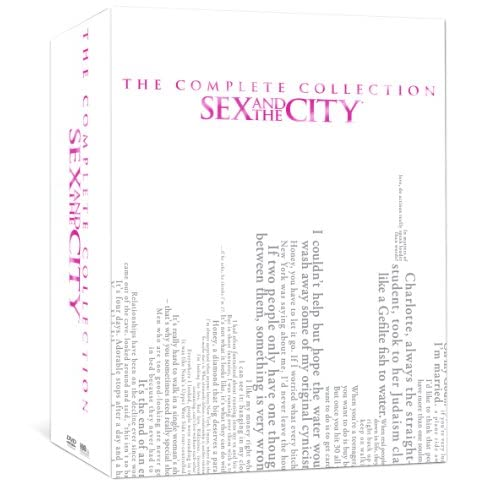 Sex and the City: The Complete Collection (DVD)