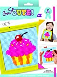 Colorbok Sew Cute Needlepoint Cupcake