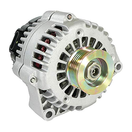 03 chevy tahoe alternator - 2