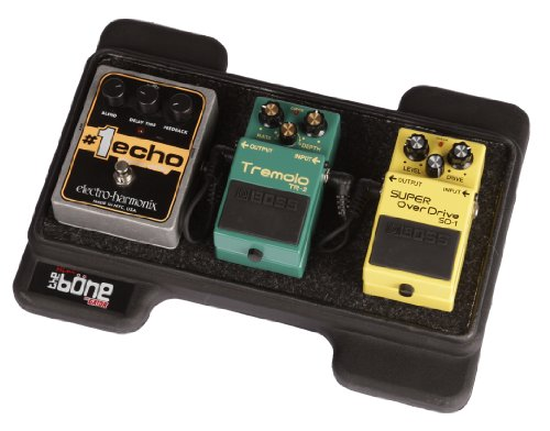 Gator Cases G-MINI-BONE, Mini Pedal Board with Carry Bag