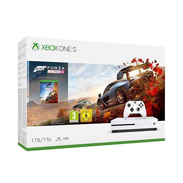 Videoentity.com 51xk7%2B9181L Microsoft Xbox One S 1TB - White
