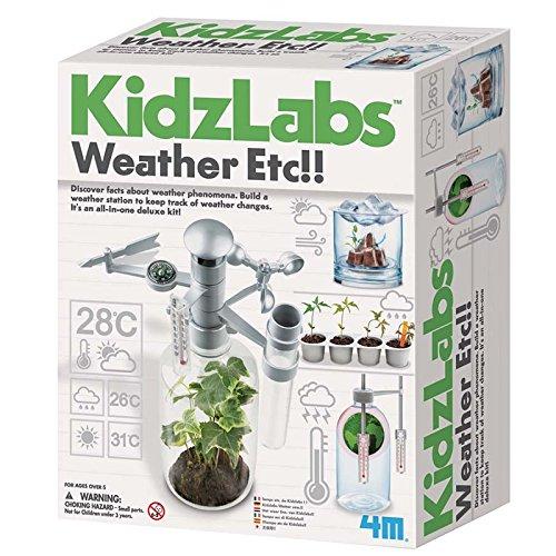 4M HCM68427 Kidzlabs Weather Lab Board Game