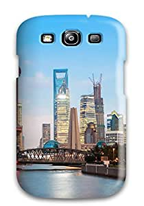 Bbe-1804fzxoKXIn Tpu Case Skin Protector For Galaxy S3 Shanghai With Nice Appearance