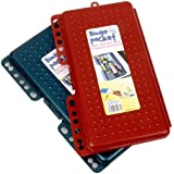 BINDER POCKET PENCIL CASE - stationary organiser that clips into your file - FREE DELIVERY