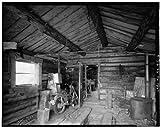 Photo: Town of Chisana,First N.P. Nelson Cabin,Valdez Cordova Census Area,Alaska,AK,6
