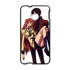 HTC One M7 Phone Case Black Code Geass UYUI6770370