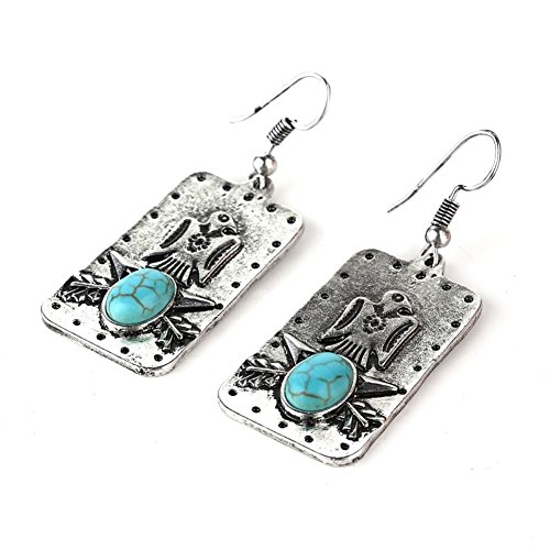 [ER1200043C1 Explosion Models Alloy Europe Geometric Plating Women's Earring] (Homemade Kids Nurse Costumes)