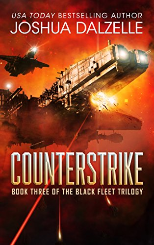 Counterstrike (Black Fleet Saga Book 3)