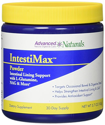 Advanced Naturals Intestimax Powder, 5.7 Ounce