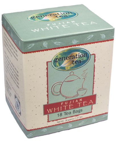 18 Fujian White Tea -Tea bags