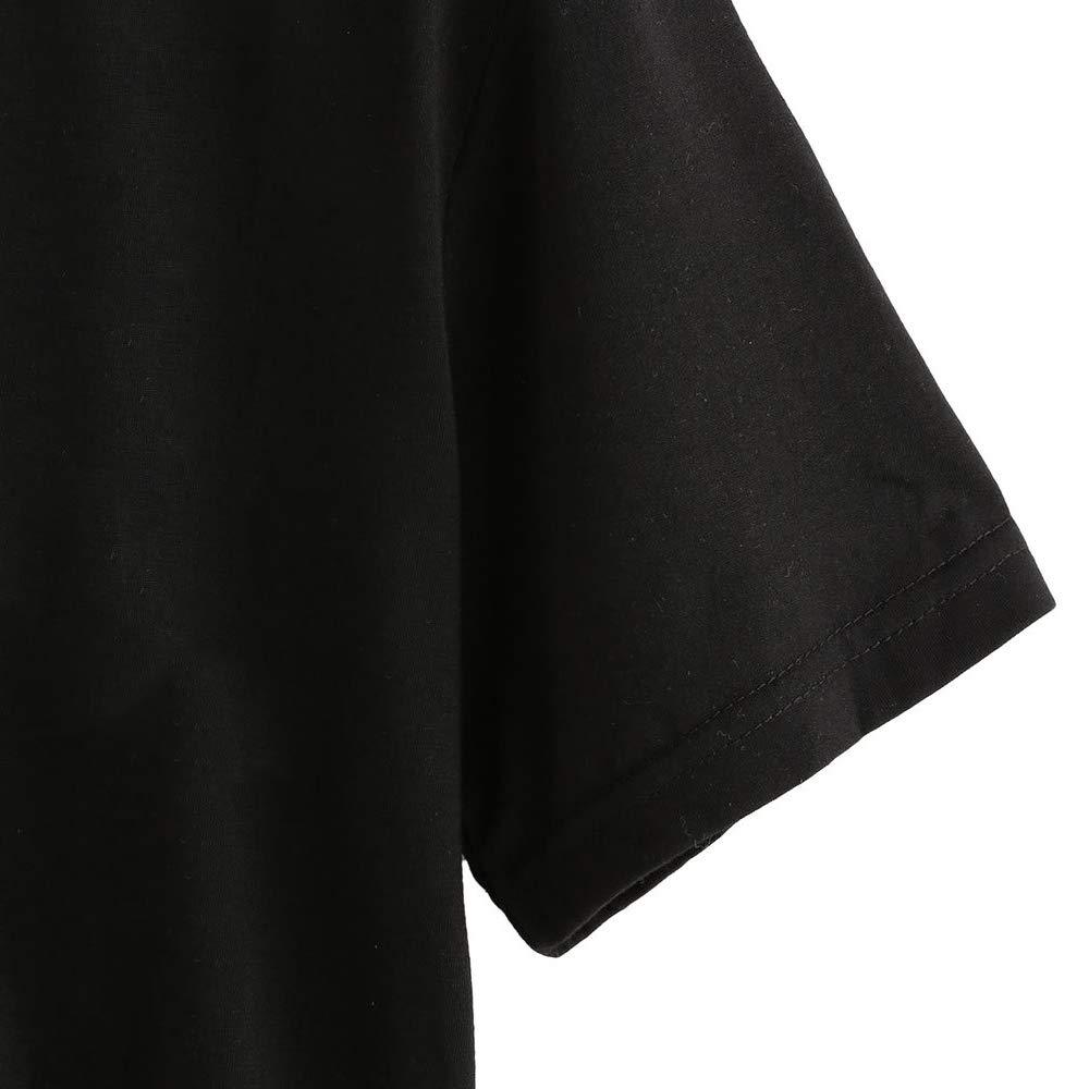 Kemeicle Womens Ludacris Word of Mouf Design Short Sleeve Shirts