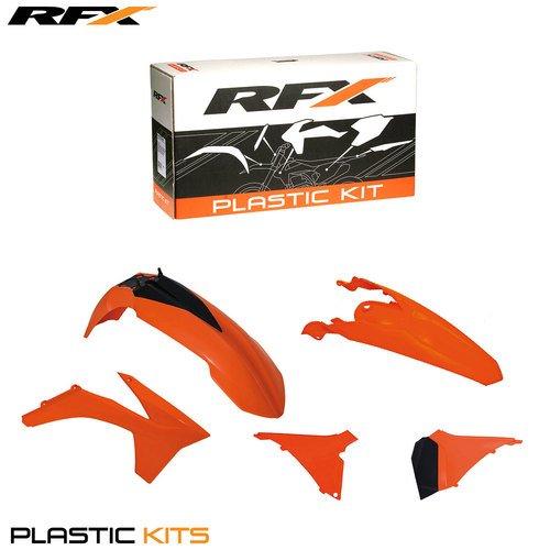 RFX FXPK 51600 55OE Exc/F125-500 12-13 Plastic Kit, White
