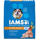 IAMS PROACTIVE HEALTH Adult Optimal Weight Dry Dog Food 29.1 Pounds Larger Image