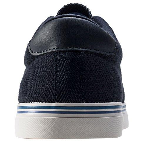 Fred PerryUnderspin Heavy Pique - Zapatillas deportivas Hombre azul marino