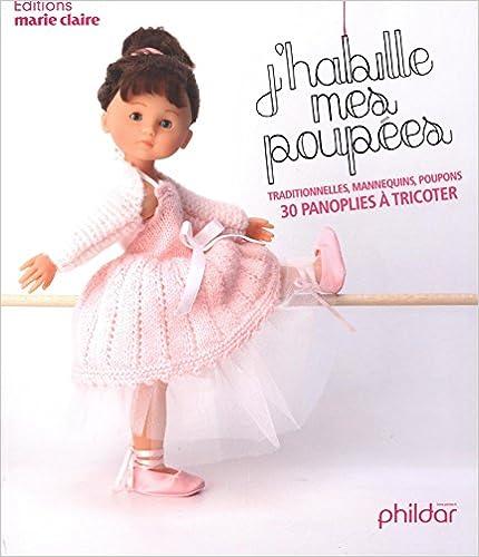 Read Online J'habille mes poupées pdf, epub