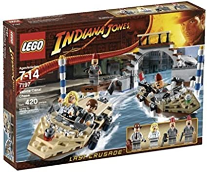 LEGO Indiana Jones 7197: Amazon.es: Juguetes y juegos