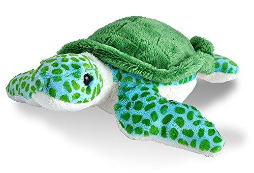 "51xkCucTs2L - Wild Republic Plush Toy, 8"", Sea Turtle"