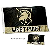 College Flags and Banners Co. Army Black Knights West Point Double Sided Flag For Sale