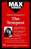 The Tempest, Research & Education Association Editors and Corinna Siebert Ruth, 0878910522