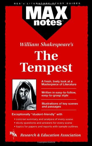 The Tempest  (MAXNotes Literature Guides)
