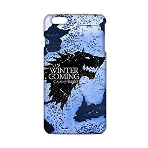 Cool-benz Winter map game of thrones 3D Phone Case for iPhone 4/4s