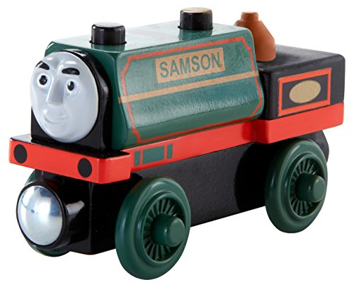 - Fisher-Price Thomas & Friends Wooden Railway, Samson