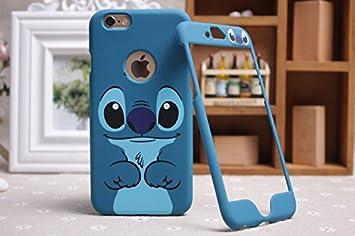 Lilo & Stitch Disney iPhone 4/5/6 y Samsung Placa Delantera y ...