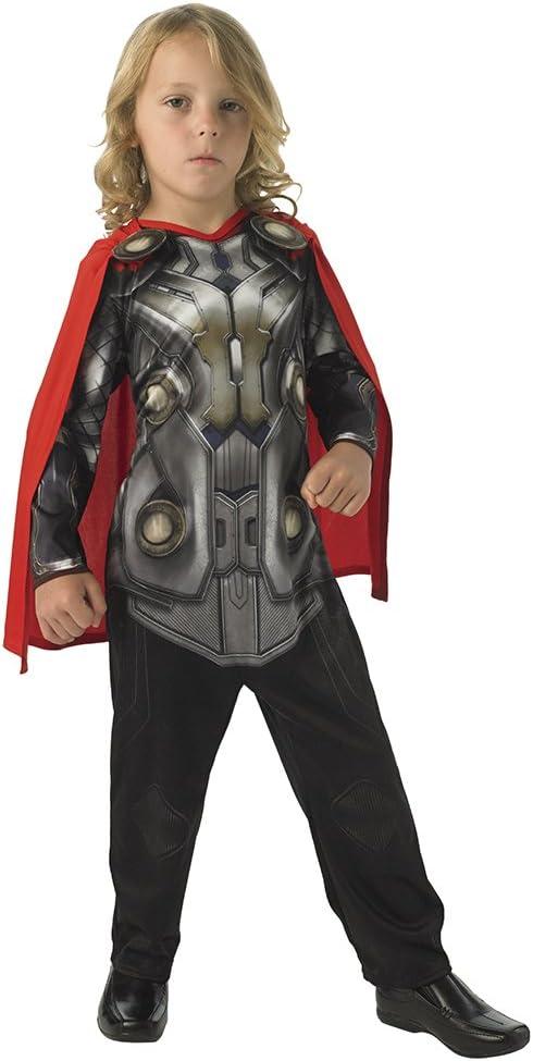 Rubies`s - Disfraz Infantil de Thor 2 clásico (886590-S): Amazon ...