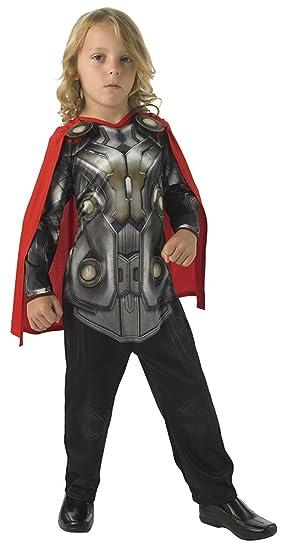 Rubies`s - Disfraz infantil de Thor 2 clásico (886590-L)