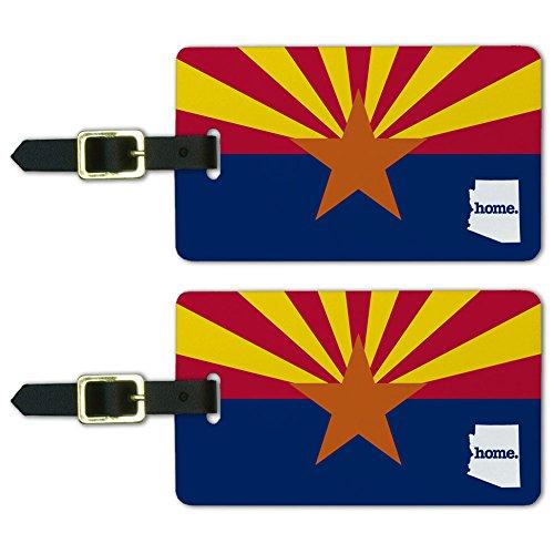 Arizona Home State Luggage Suitcase