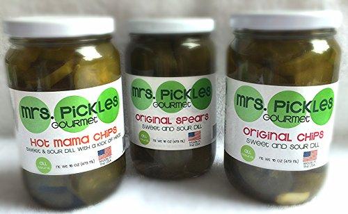 gluten free pickles - 1