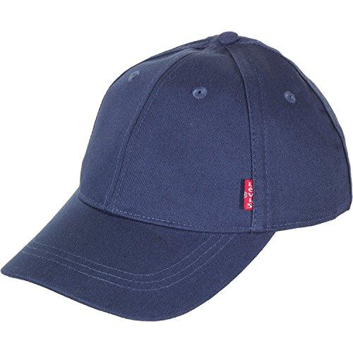 Levi's Red béisbol Baseball Azul Gorra Hombre Navy Cap Tab de Blue Twill Classic rRxwqUSr